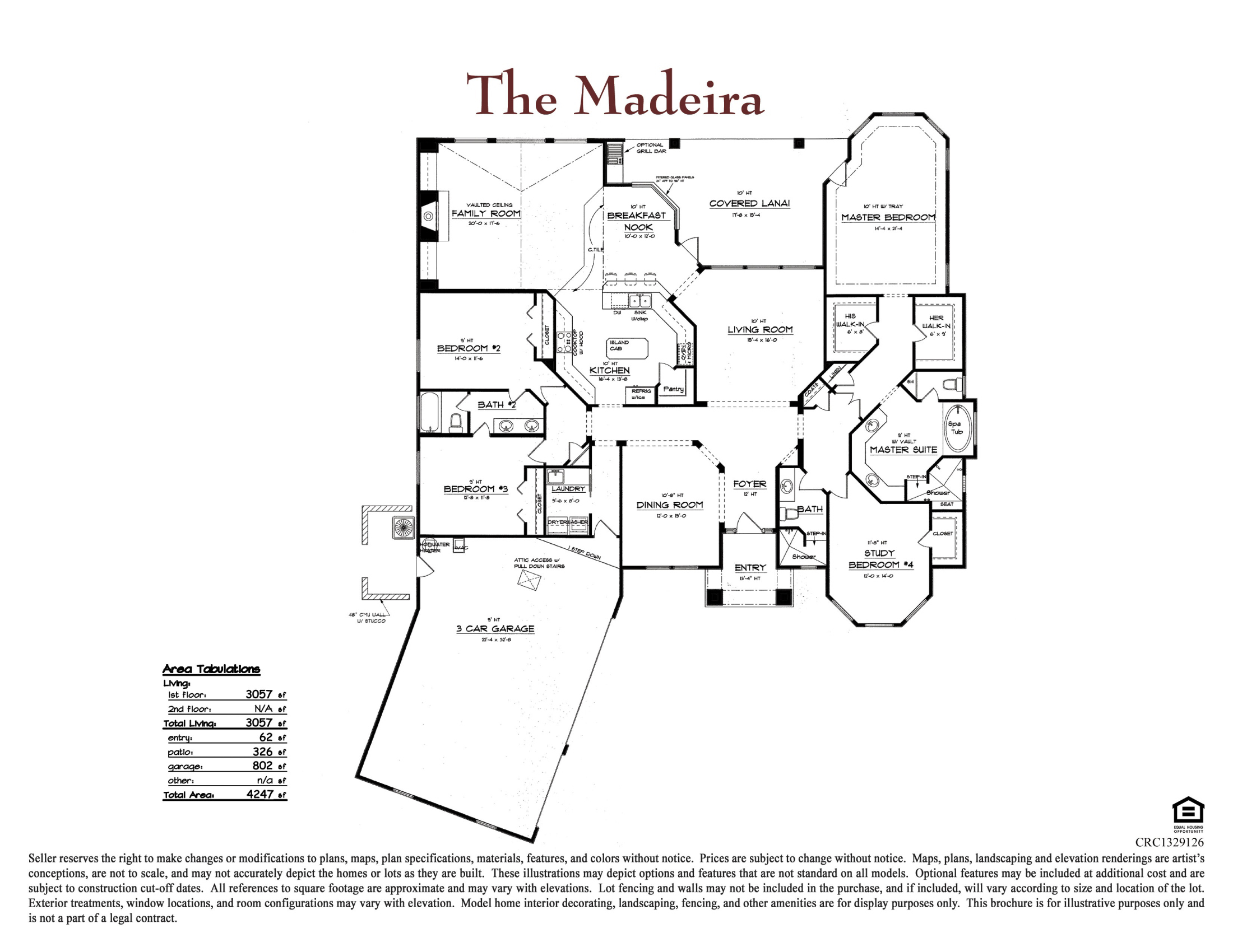 The Maderia